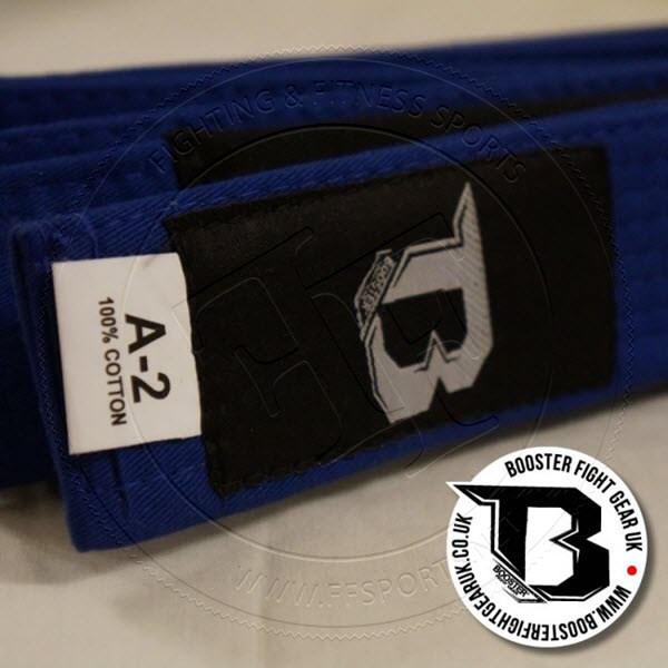 Booster BJJ Belt Blue
