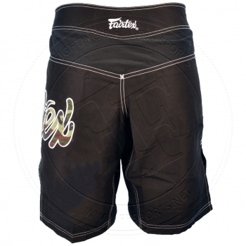 AB5 Fairtex MMA Boardshorts Black /& Camo