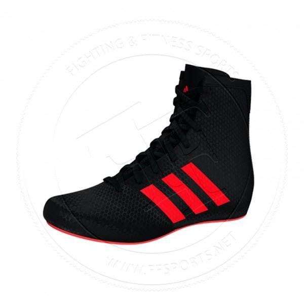 sports shoes 11516 d6906 Adidas Junior Boxing Shoes K.O. Legend Black Red. aq3513-2 2 (69.95)